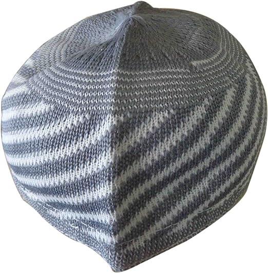 f14e45eba8035 Wool Kufi koofi Kofi Hat Egyptian Skull Cap Beanie Men Islamic Muslim Cloth  312 (Model