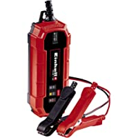 Einhell CE-BC Acculader Maximale 1 A/Expert rood, zwart.