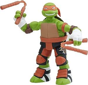 Teenage Mutant Ninja Turtles Battler Michelangelo Action Figure