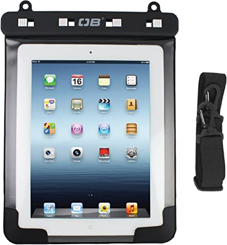i PAD  Tablet Waterproof Carry case with Shoulder strap by Sea Thing  Location A