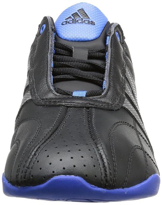 adidas Kundo - zapatillas de combate de cuero hombre, color negro, talla 46: Amazon.es: Zapatos y complementos