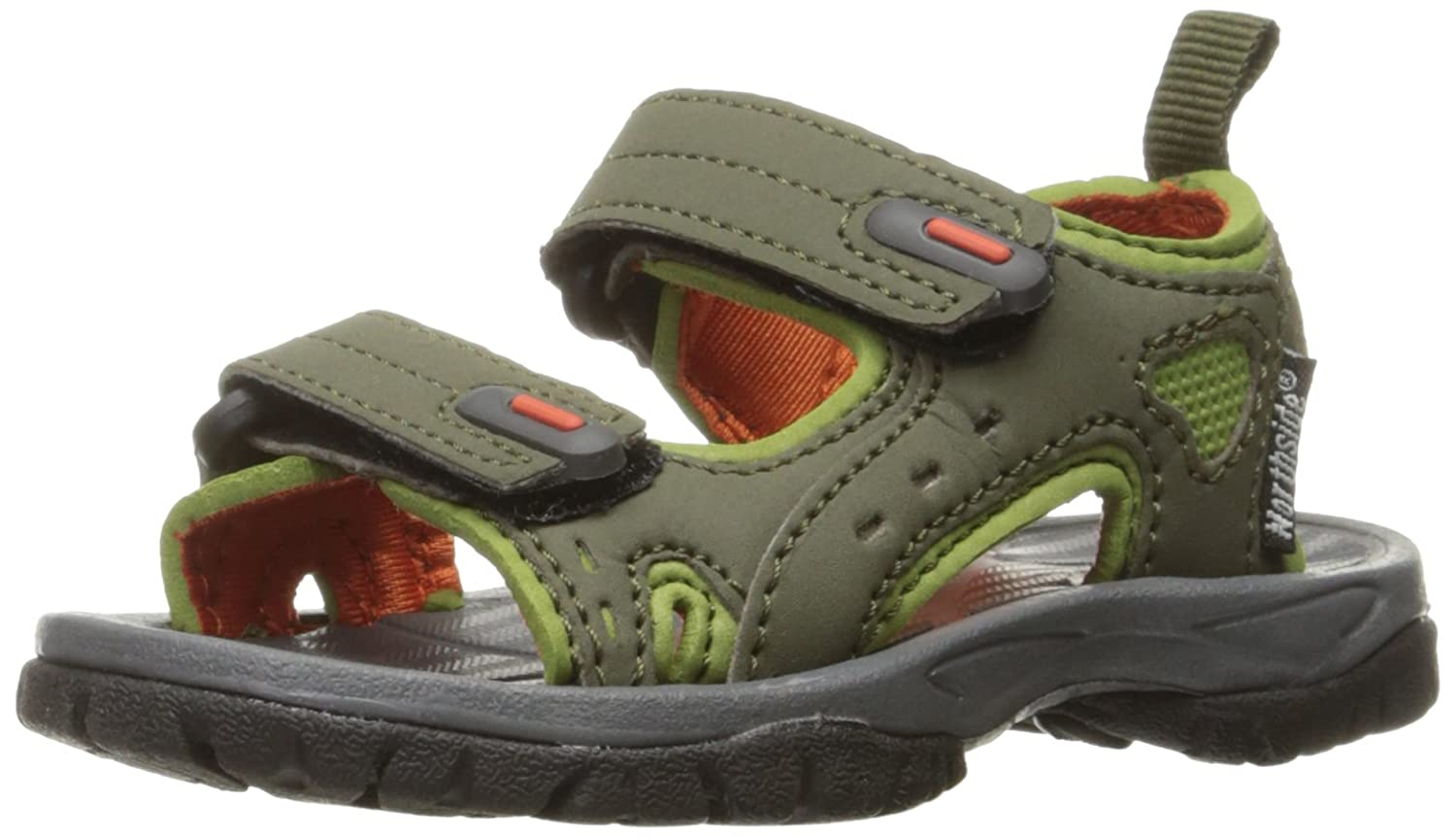 Northside Riverside II Sandal (Toddler/Little Kid/Big Kid) RIVERSIDE II - K