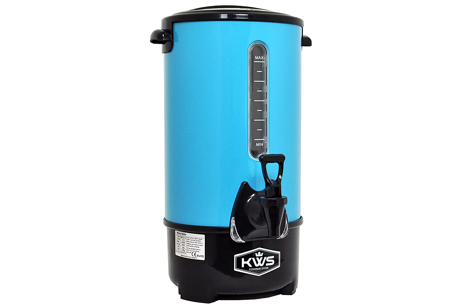 Amazon.com: KWS WB-10 9.7L/41Cups Commercial Heat Insulated Water ...