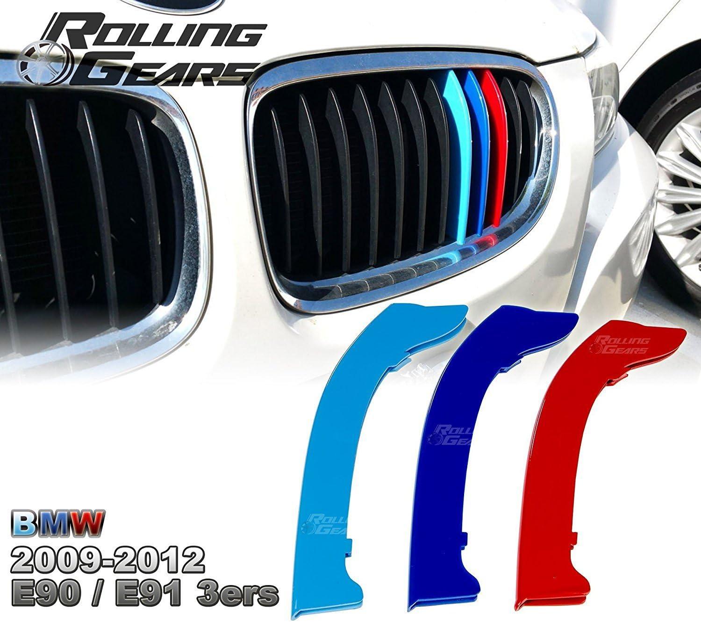 Rolling Gears E90 M Farbe Grillstreifen Grill Abdeckung Elektronik