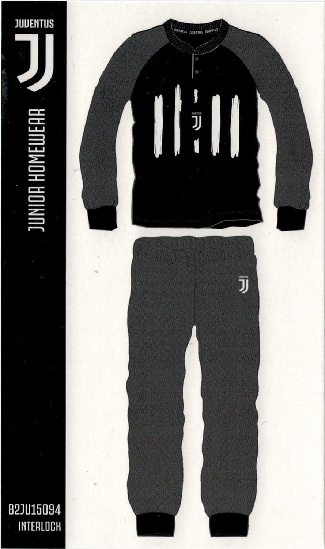 Juventus Pigiama Uomo Homewear Prodotto Ufficiale Interlock 100 ...