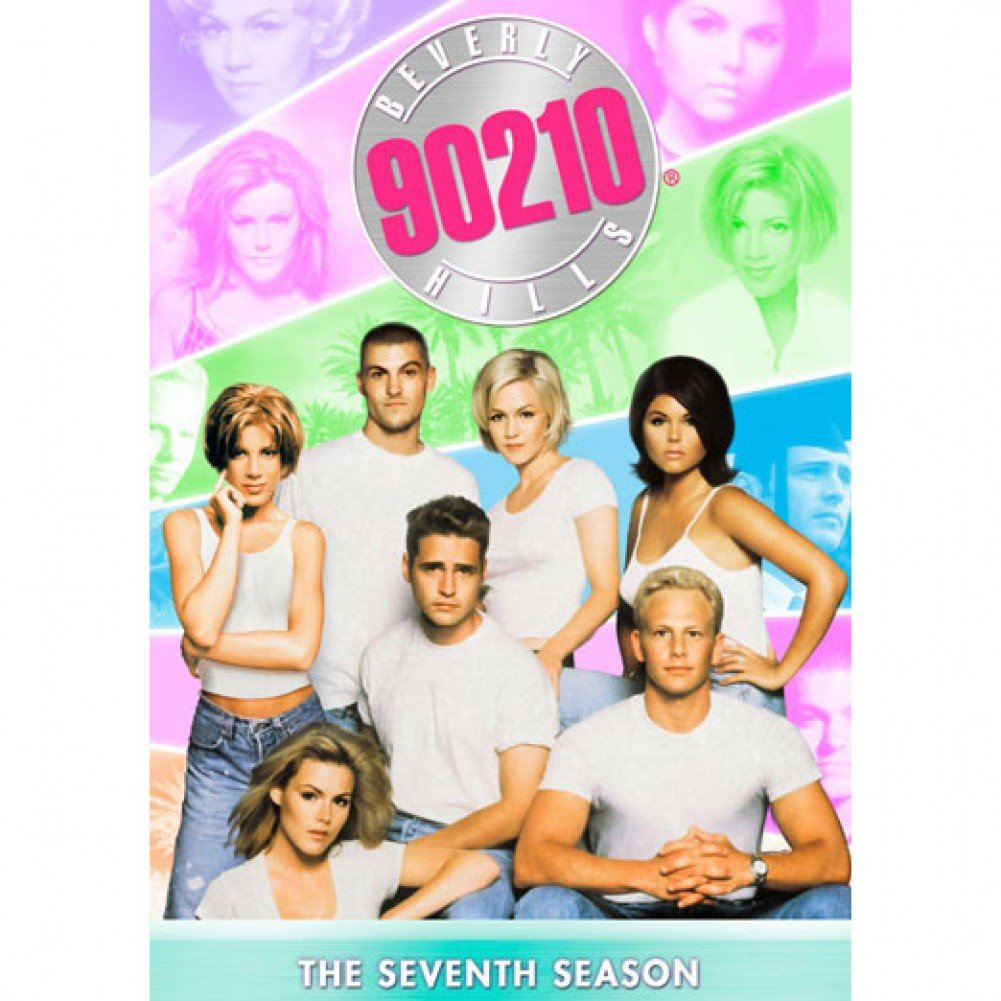 BEVERLY HILLS 90210-7TH SEASON COMPLETE (DVD/7DISCS) pdf epub