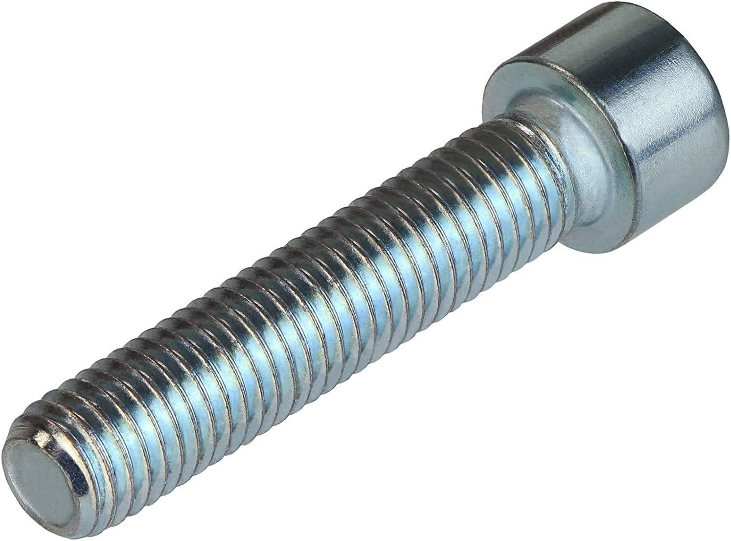 DIDAKS 50 Viti a testa cilindrica M10 x 50 mm DIN 912 zincate 8.8