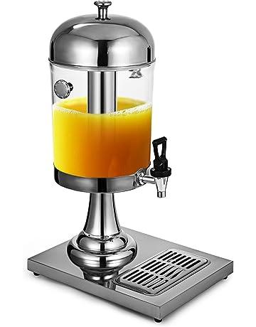 Moracle Dispensador de Bebidas Frías de 8 Litros / 2.1 Gal el Enfriador de Bebida Definitiva