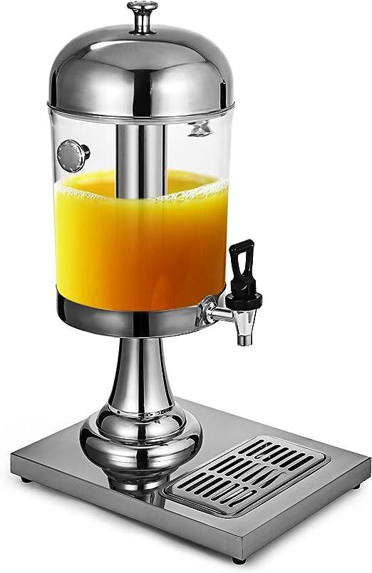 Moracle Dispensador de Bebidas Frías de 8 Litros / 2.1 Gal el ...