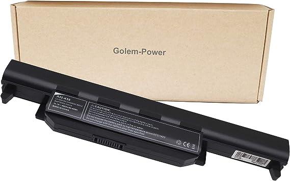 Golemon 10 8v 5200mah A32 K55 Laptop Ersatzakku Elektronik