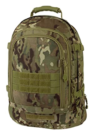 81f0a70efb01 Amazon.com  Mercury Tactical Gear Code Alpha 3 Day Stretch Tactical Backpack