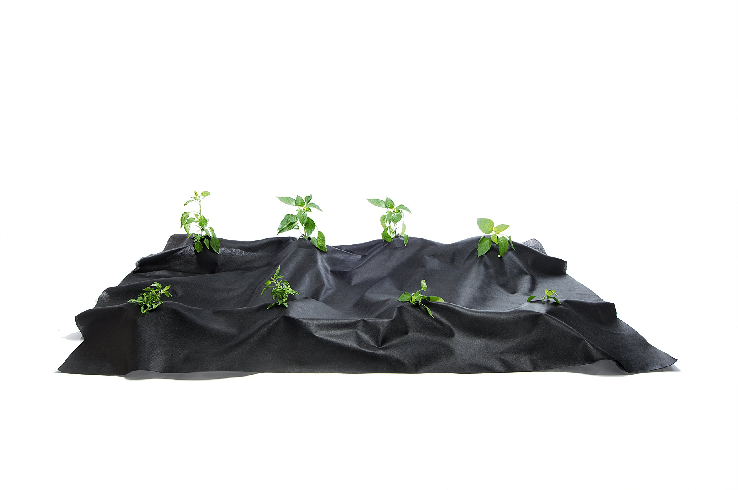 Green Valley Supply Landscape Fabric Barrier (4-Pack, 128' X 3'11'')