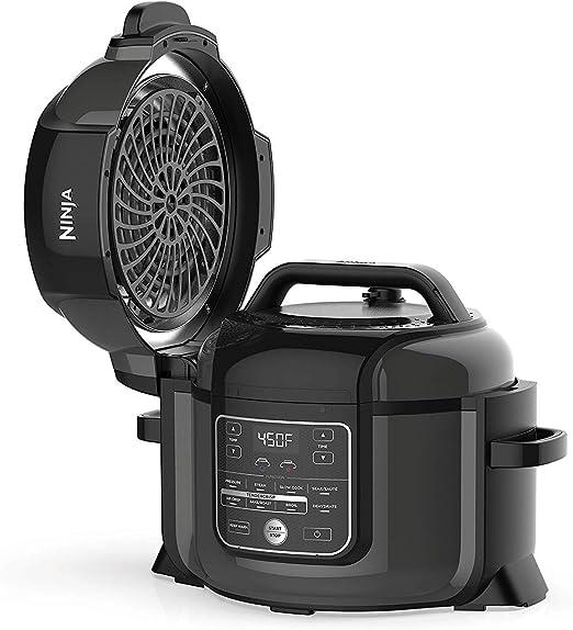 Amazon.com: Ninja Foodi All-In-One Pressure Cooker with ...