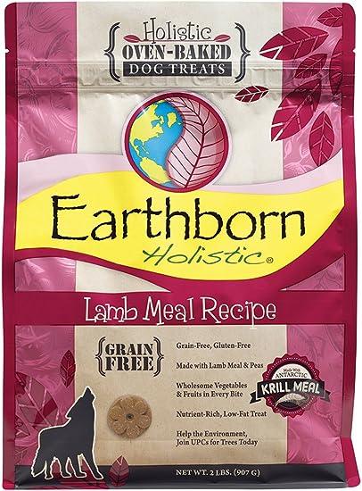 EARTHBORN Lamb Meal Dog Treats 2 lb