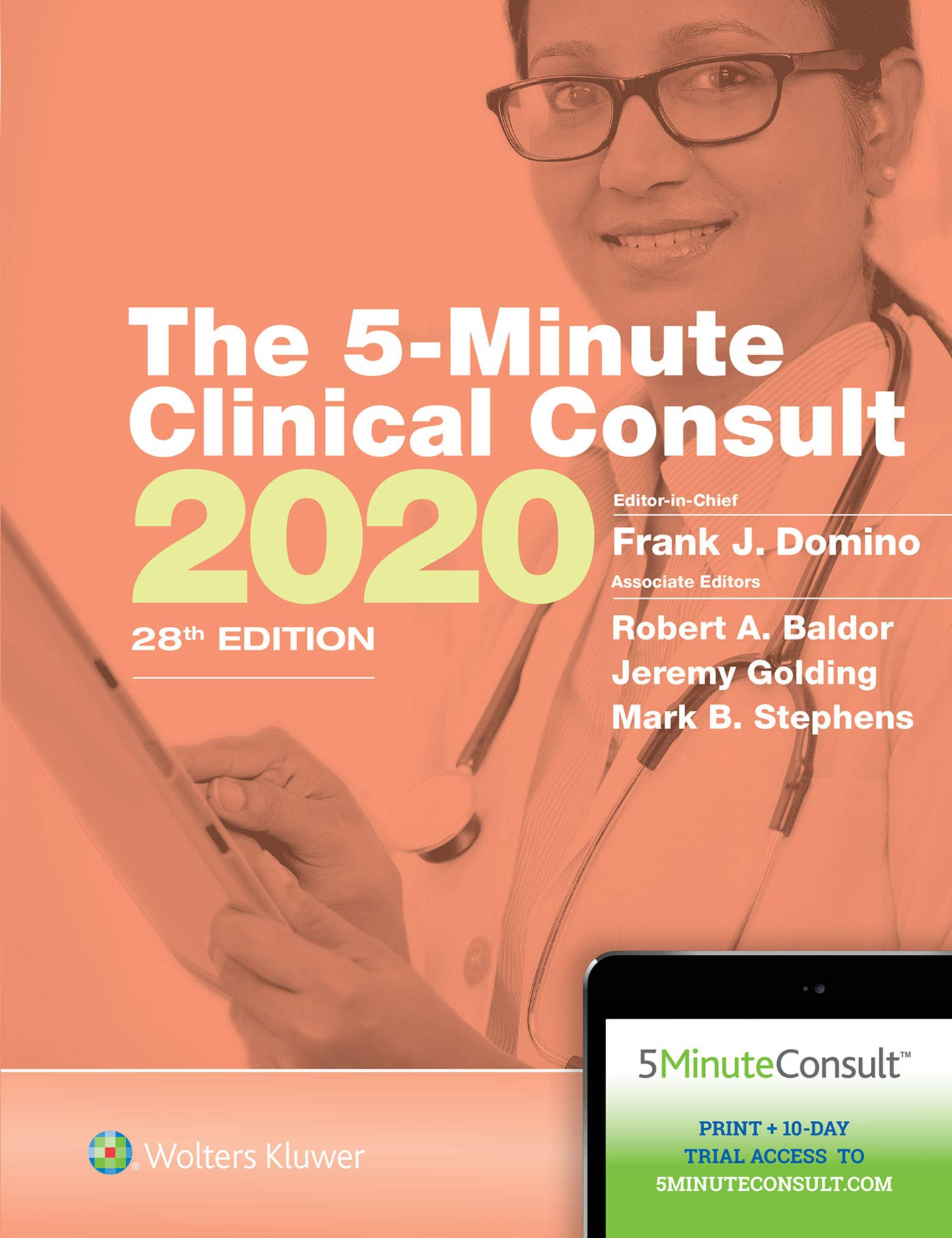The 5-Minute Clinical Consult 2020 (The 5-Minute Consult Series) by LWW