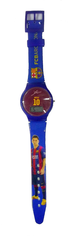 FC Barcelona - Reloj digital infantil, oficial del FC Barcelona: Amazon.es: Relojes