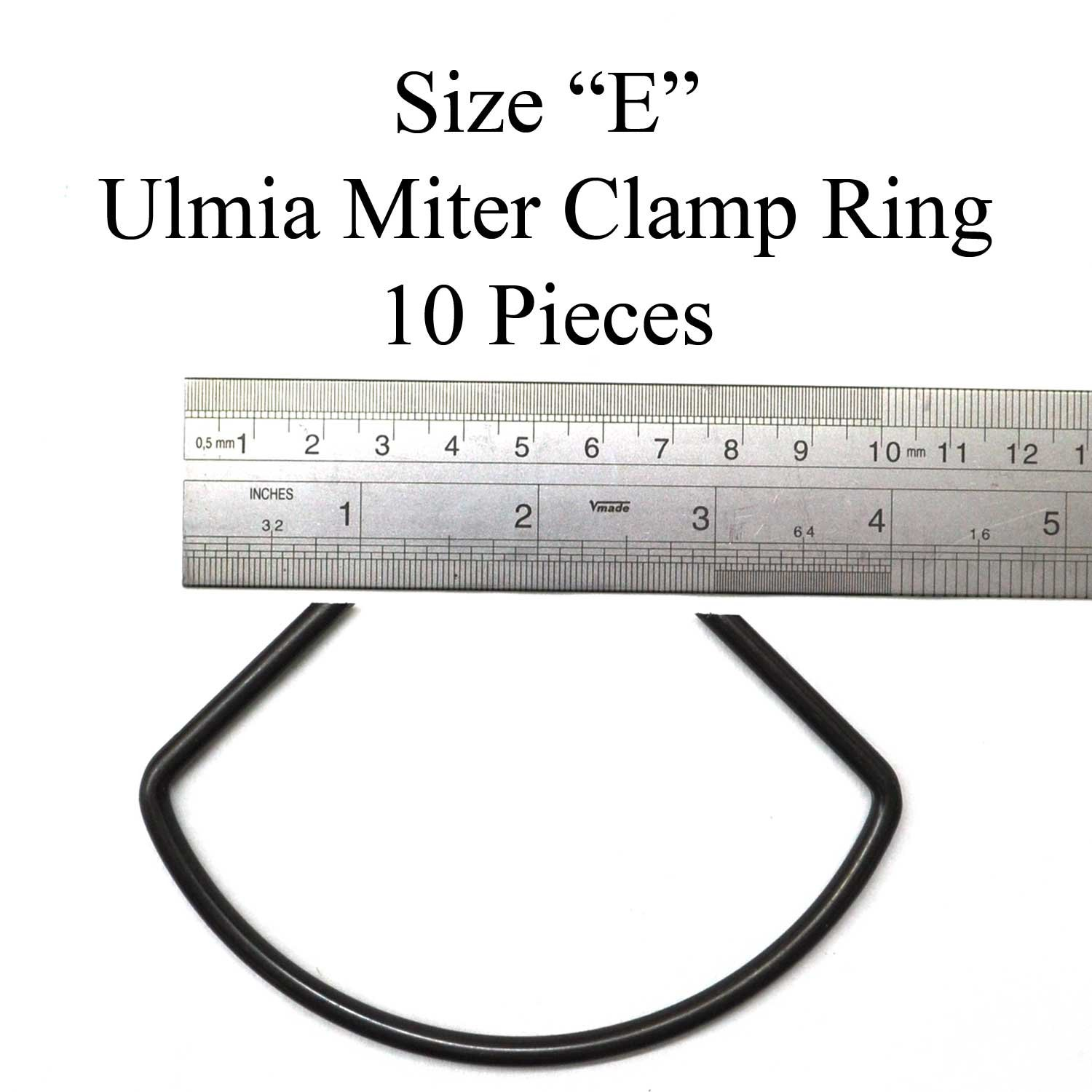 Ulmia ''E'' Size Miter Clamp Ring 10 Pack