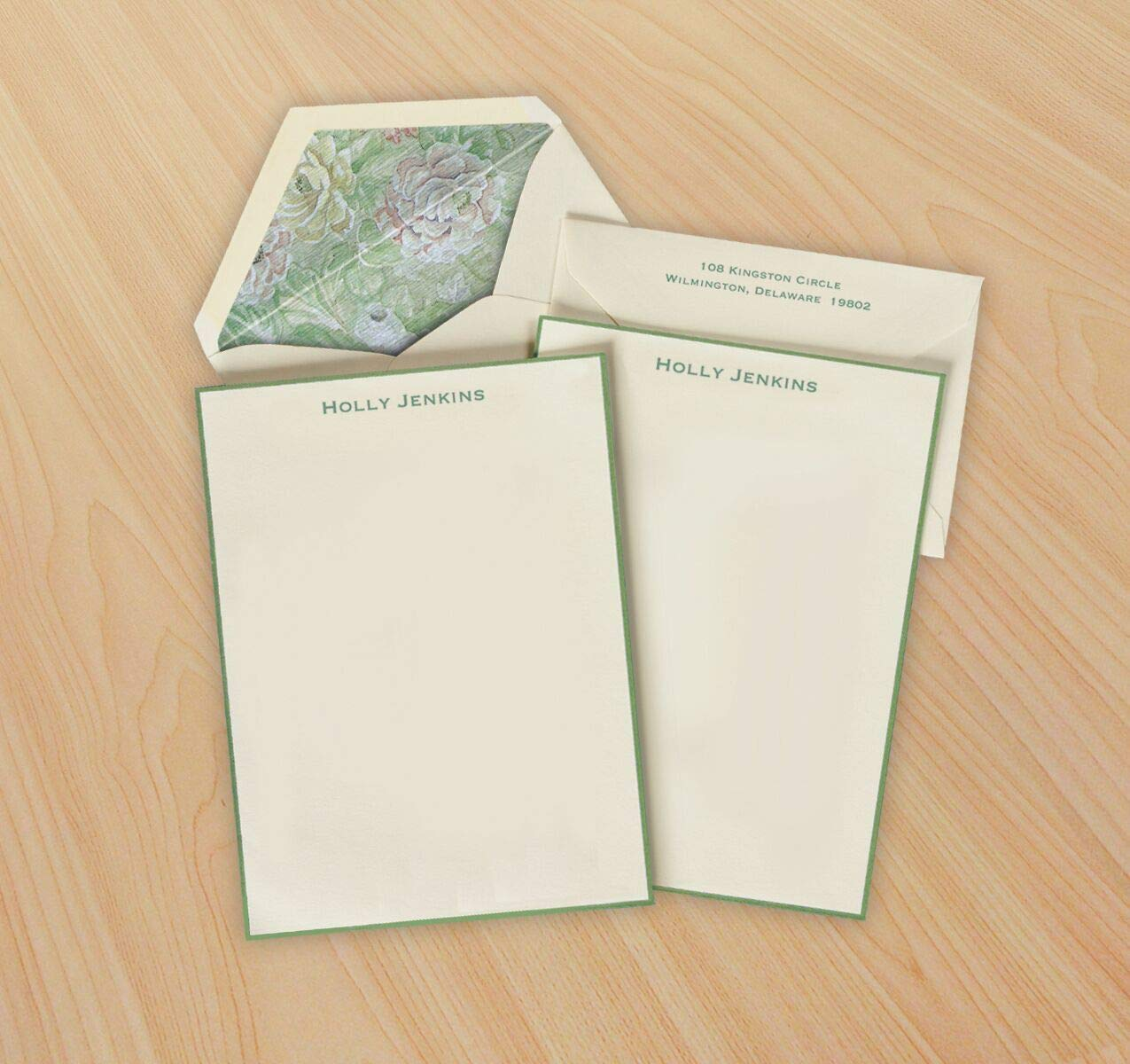 Savannah Stationery Sheets - Set of 25-3146 by American Stationery (Image #1)