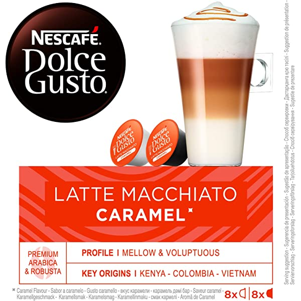 DeLonghi Dolce Gusto Stelia EDG636.S - Cafetera de cápsulas, 15 ...