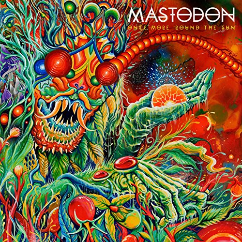 Once More 'Round The Sun (Explicit)(2LP Picture Disc) (Mastodon Once More Round The Sun Vinyl)