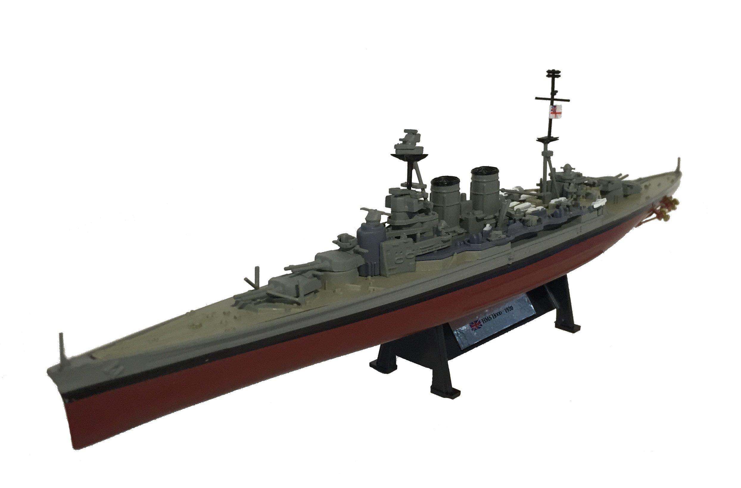 HMS Hood 1920 - 1:1000 Ship Model (Amercom ST-4)