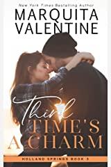 Third Time's a Charm (Holland Springs Book 3) Kindle Edition