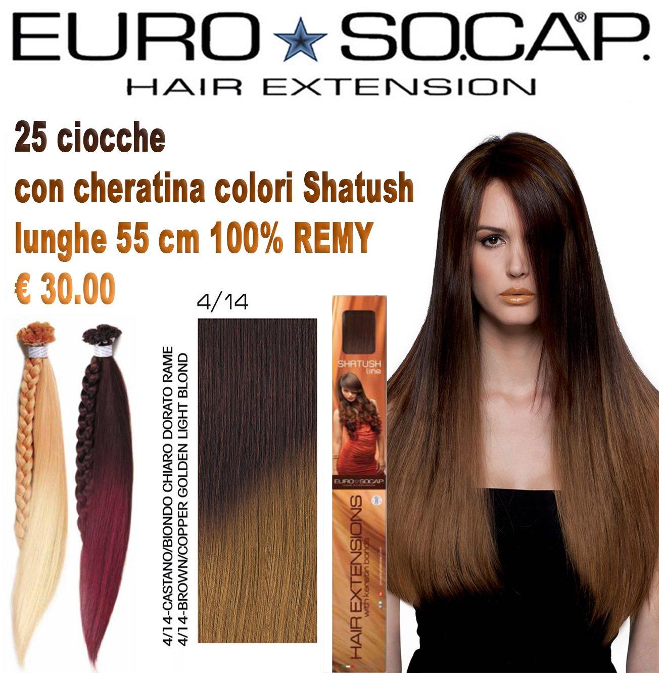Socap hair extensions