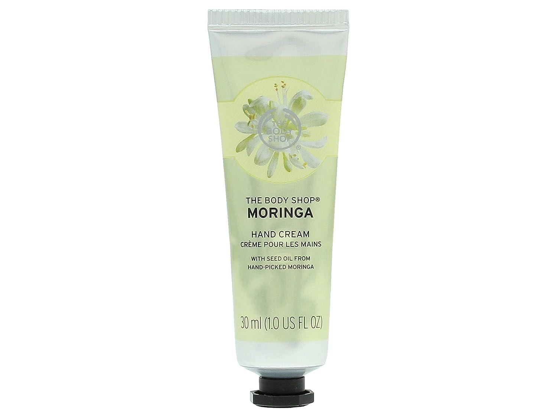The Body Shop Moringa Hand Cream - 30ml CTB00212