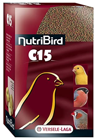 Versele-laga Alimento para Canarios - 1 kg: Amazon.es: Productos para mascotas