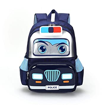 8dda563f040 Kids Toddler backpack 3D Cartoon Large School Bag Lightweight Washable  Waterproof Preschool Kindergarten Elementary Bookbags Unisex Travel Snack  ...