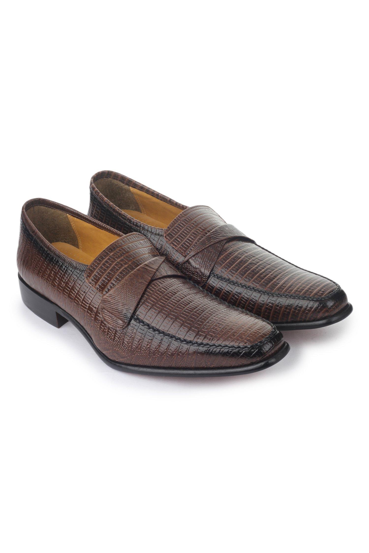 Liberty Mens Exclusive Slip On Shoe Brown 13 D(M) Us 14