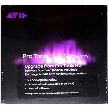 Avid Pro Tools HD - Non-Tiered Upgrade: Amazon ca: Electronics
