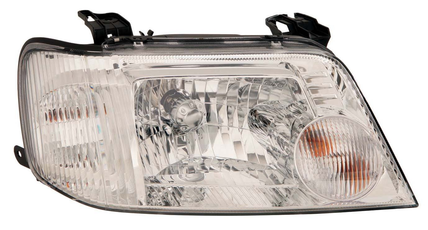 Depo 331-11A4R-AS Mercury Mariner Passenger Side Composite Headlamp Assembly with Bulb and Socket