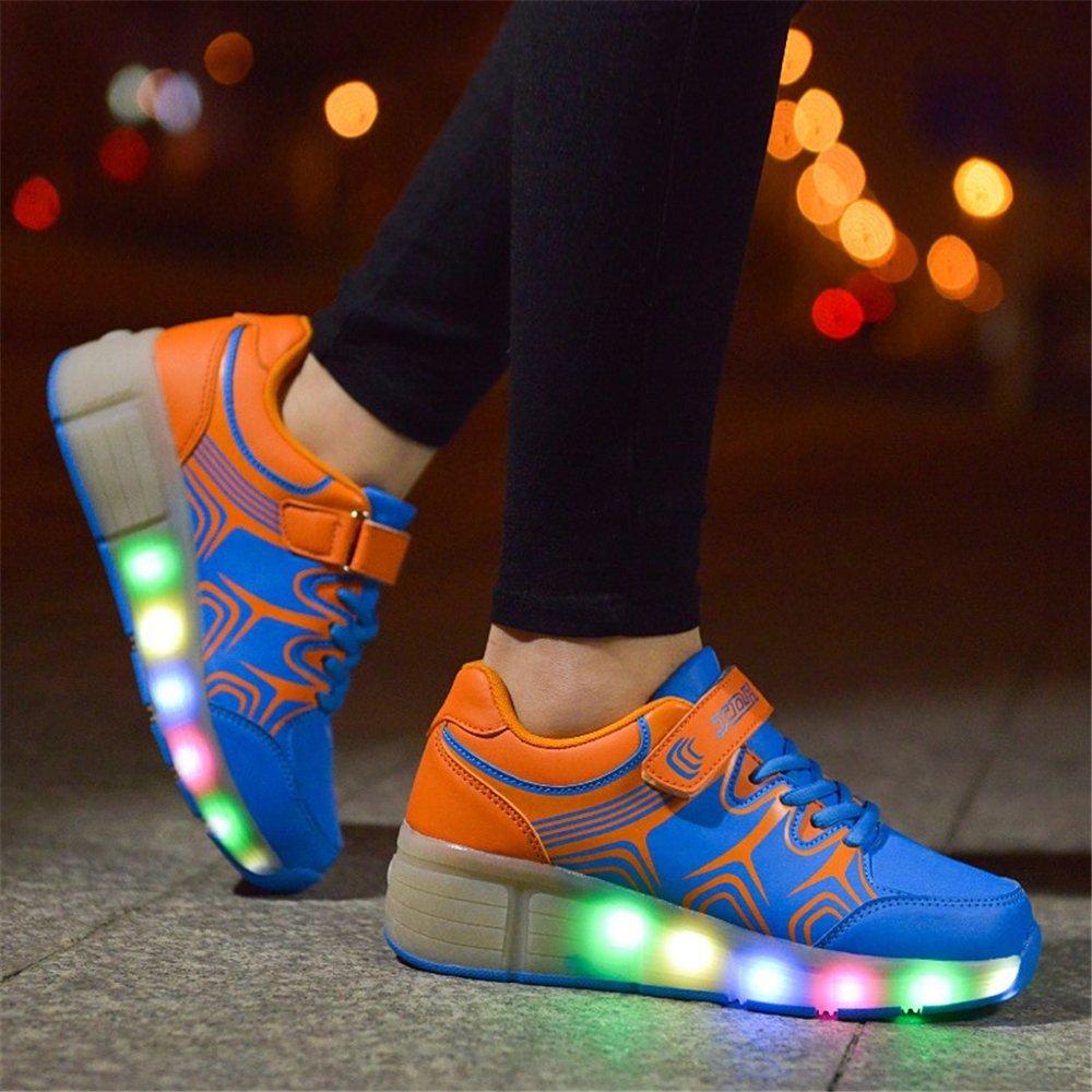 homm e / femme iinfine enfants illuminent chaussures filles formateurs garçons volant patins en ligne par les formateurs filles clig notant très apprécié des baskets lumineux gg3041 vente gagne des prix préférentiels bc6a24