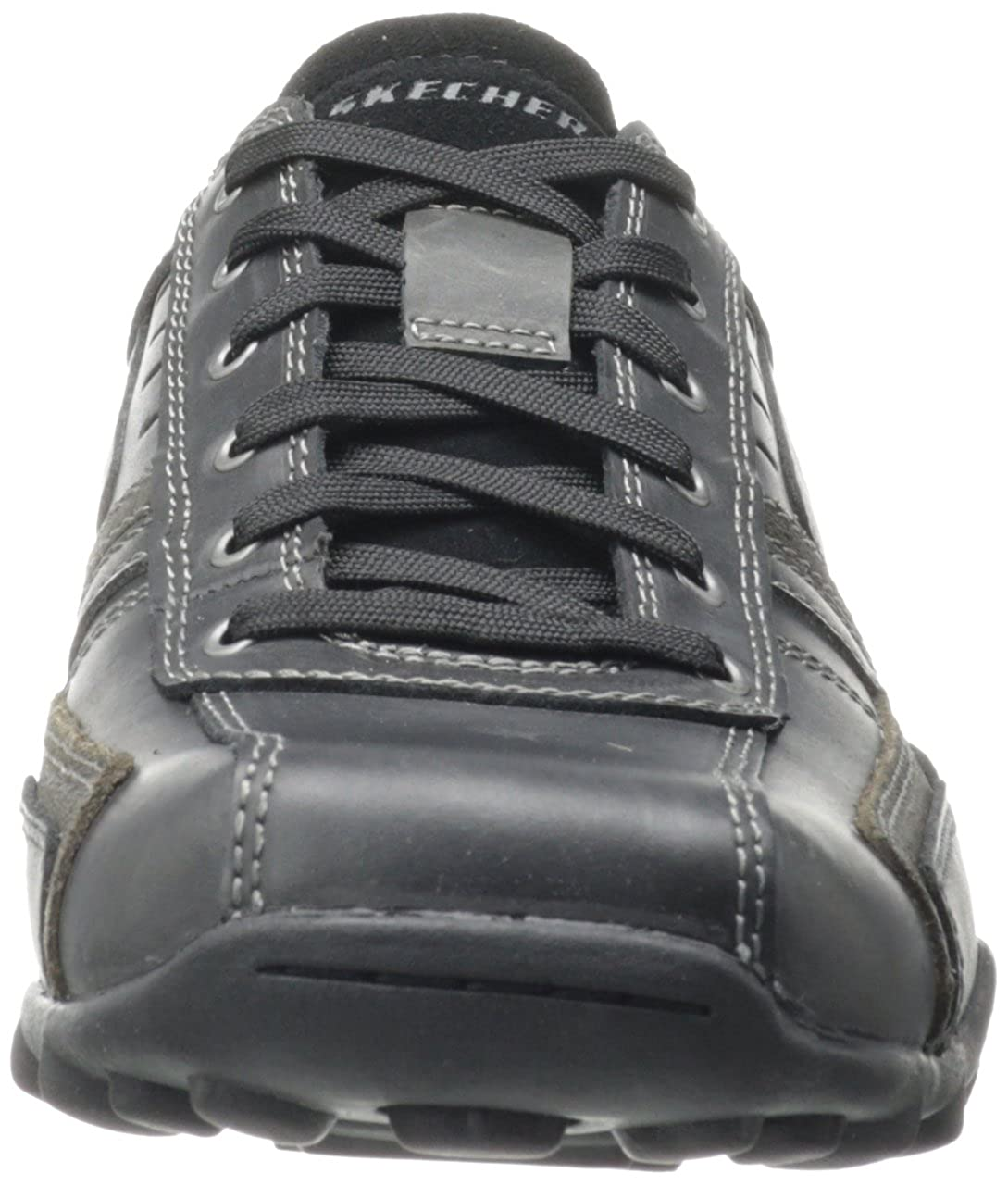 Skechers USA Men's Relaxed Fit Memory Foam Talus Valey Oxford