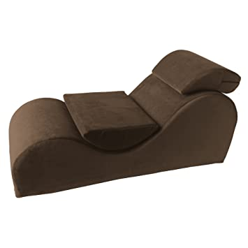 Amazon Liberator Esse Lounge Chair Espresso Velvish Health