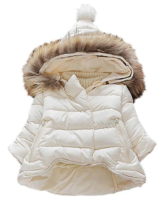 Scothen Abrigo de invierno chaqueta de invierno niña recién nacido bebé niño prendas de vestir exteriores