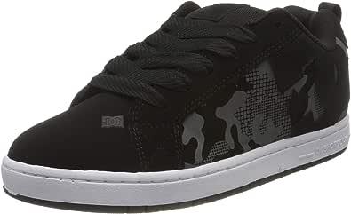 DC Shoes Court Graffik, Zapato de Skate Hombre