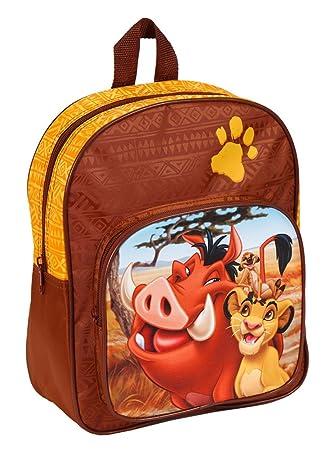 El Rey León - Mini mochila Timón y Pumba (Disney)