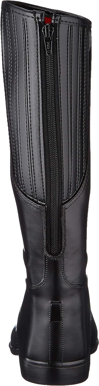 PVC Gummi Stiefel Gummireitstiefel schwarz 35 Kerbl M/ädchen Reitstiefel Flexo