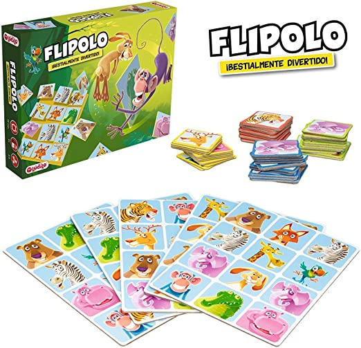 /flipolo Multicolore l/údilo/ 80307