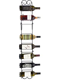 home traditions wall mounted wine rack