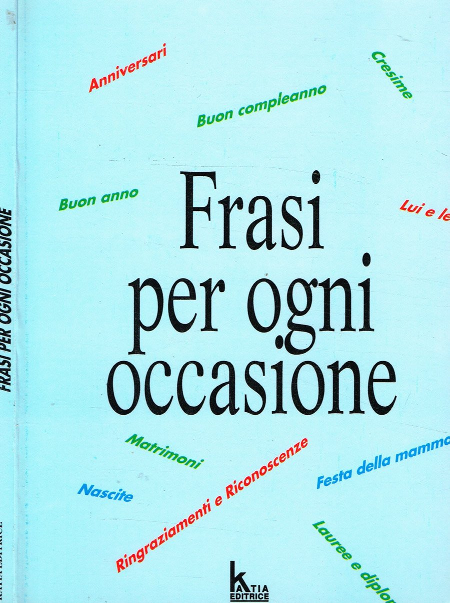 Frasi Per Ogni Occasione Matrimonio.Amazon It Frasi Per Ogni Occasione D V Ross Libri