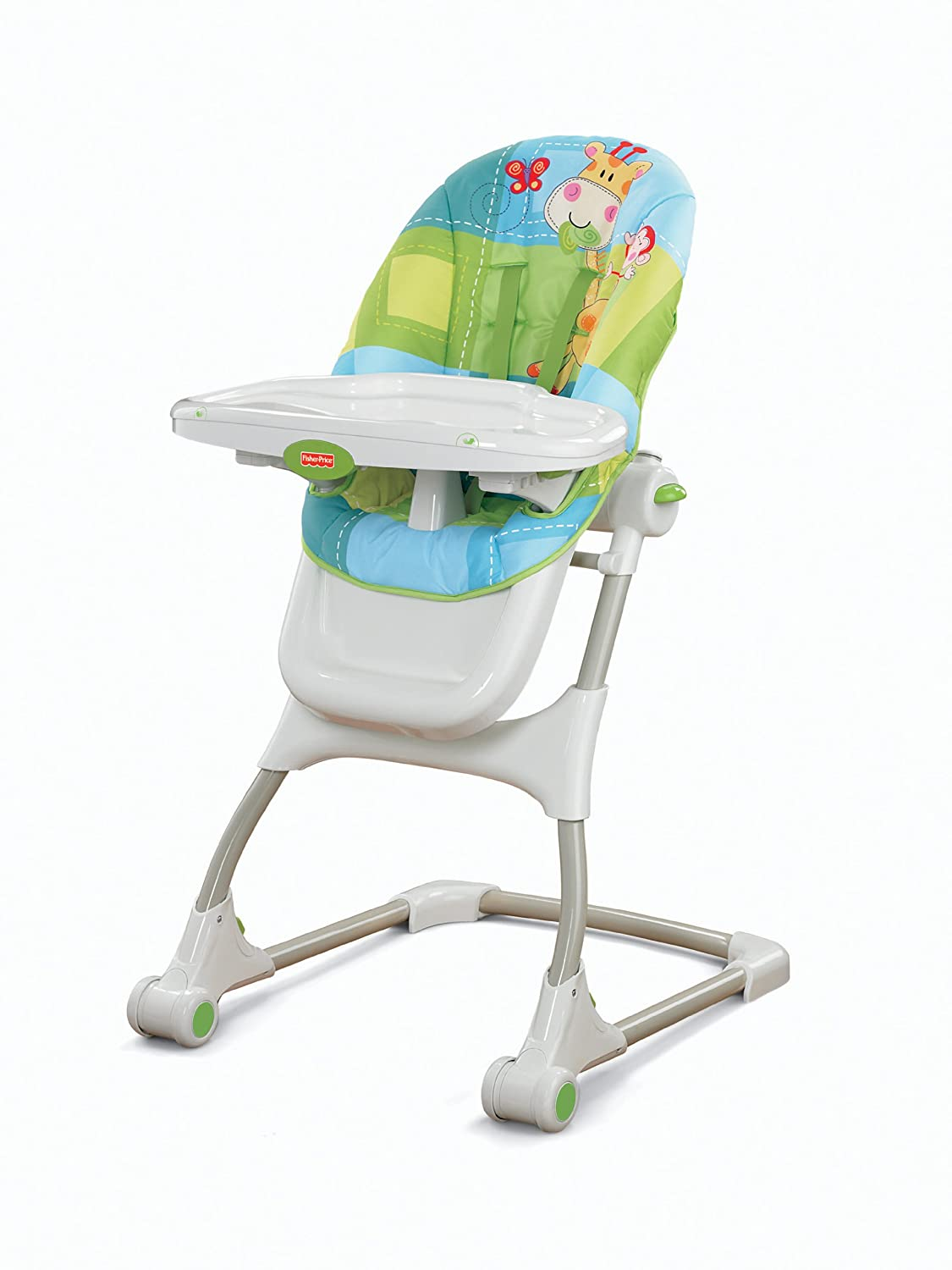 Fisher price precious planet high chair - Amazon Com Fisher Price Discover N Grow Ez Clean High Chair Discontinued By Manufacturer Baby