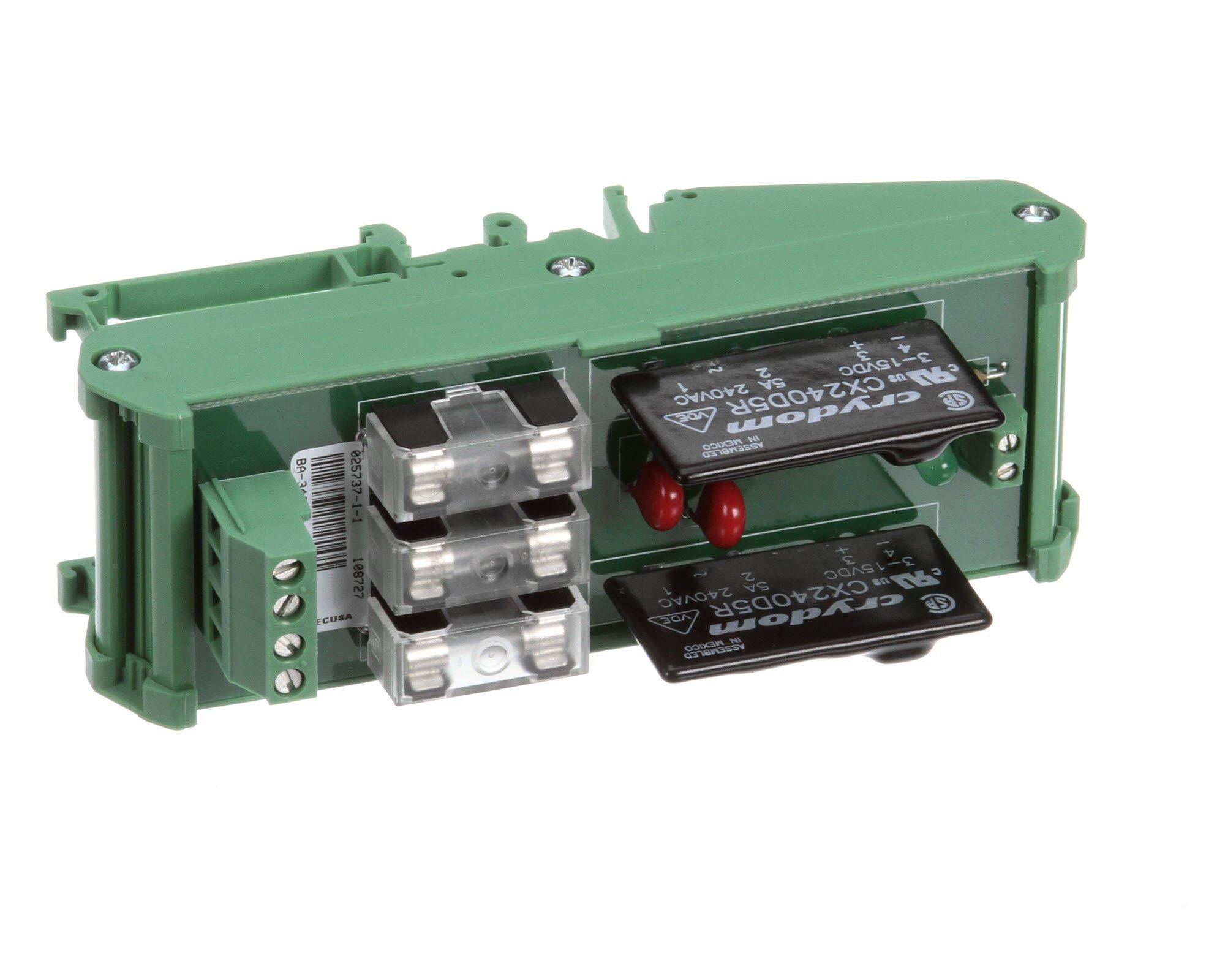 Alto Shaam BA-34021 Circuit Relay Board, Assembly, QC 3 by Alto-Shaam
