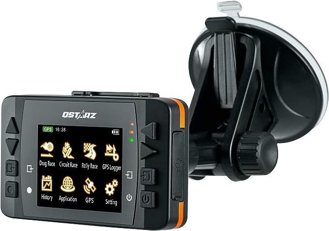 Qstarz Lt Q6000 Cx Lcd Colour 10hz Gps Data Logger Elektronik