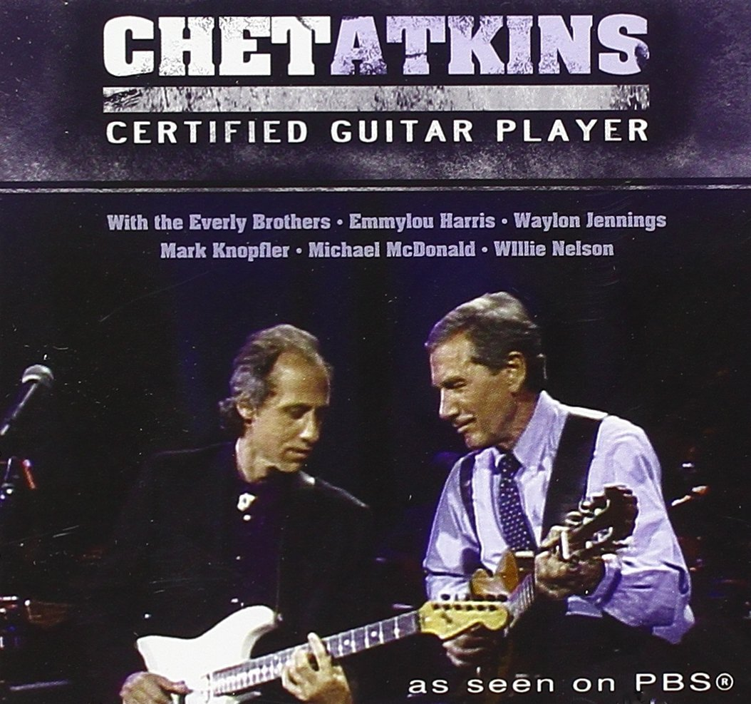 Chet Atkins: Certified Guitar Player by HACKNEY LLC
