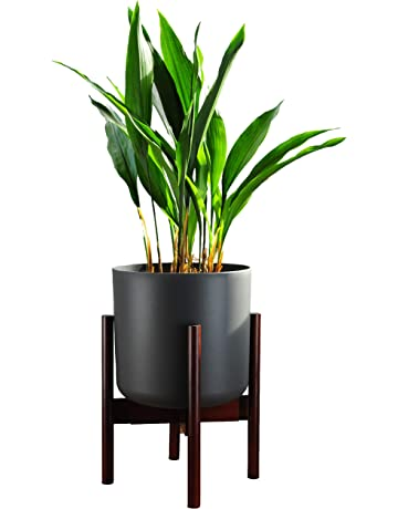 7ddd22bb3715 Plant Stand, Adjustable To Fit 20-30 Centimeter Pots, Mid Century Style in