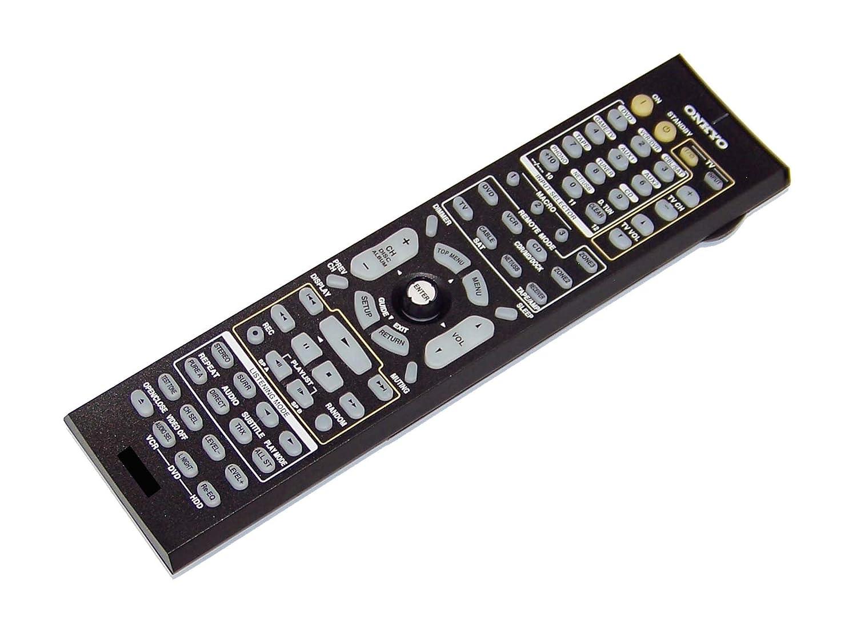 Amazon com: OEM Onkyo Remote Control Shipped with TXSR805S