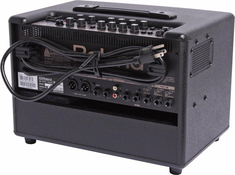 Roland AC-60 - Amplificador para guitarra eléctrica: Amazon.es: Instrumentos musicales